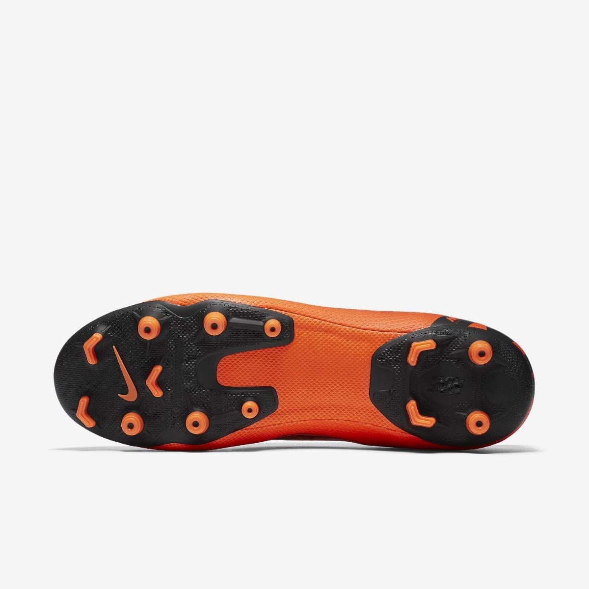 chuteira nike mercurial vapor 12 academy mg campo laranja. Carregando  zoom... chuteira nike campo. Carregando zoom. 04f0736c1dfcb