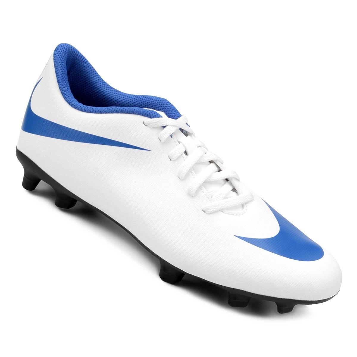 741b77a7e4 Chuteira Nike Campo Bravata Ii - Original - R  229