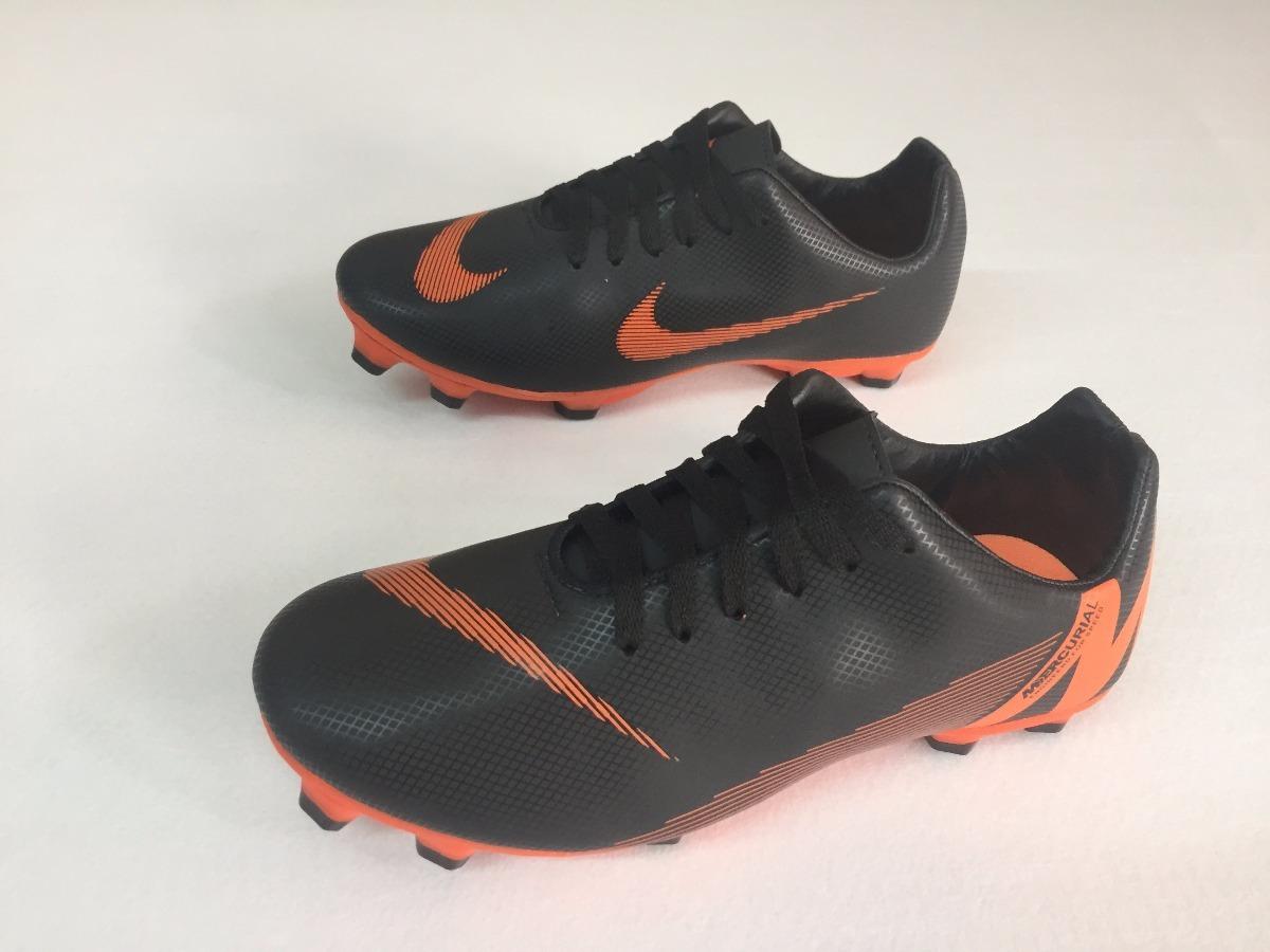 Chuteira Nike Mercurial Campo Grade Fechada 12 Pares Novo - R  450 ... b8b48310dab93