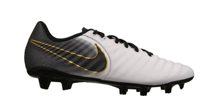 4334106319 Chuteira Nike Campo Legend 7 Academy Fg Pto bco verm - R  369
