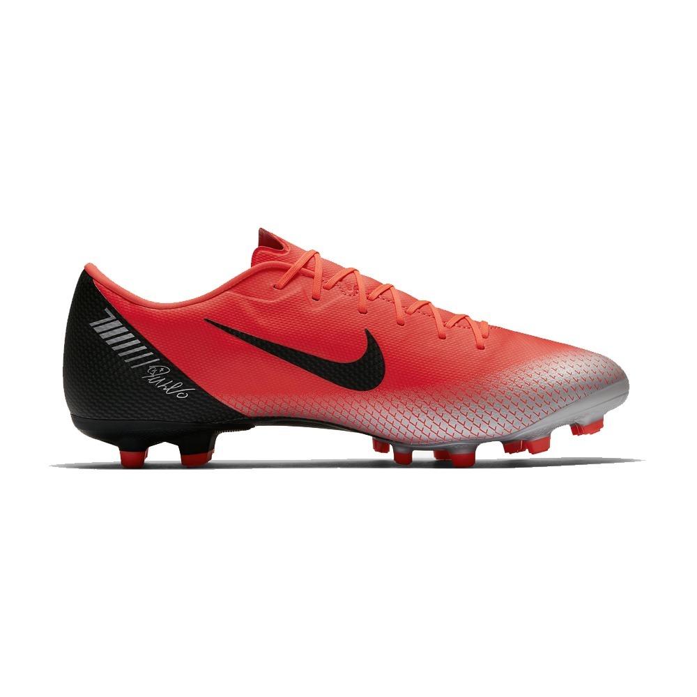 Chuteira Nike Campo Mercurial Vapor 12 Academy Cr7 Aj3721 - R  374 ... 141d2e0391737