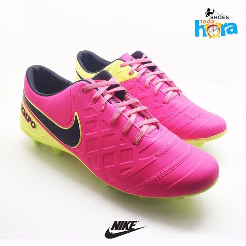 chuteira nike campo tiempo legend 6 originals de trava