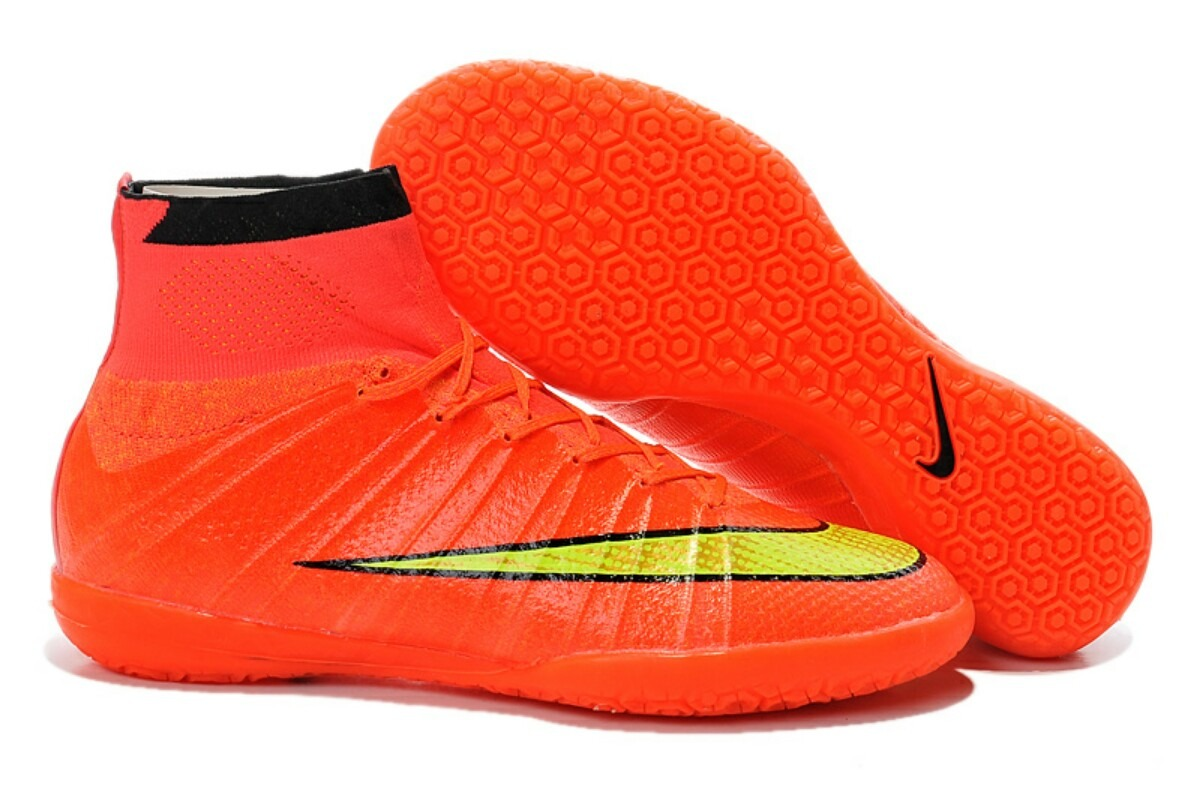 Nike soccer cleats 2018 red