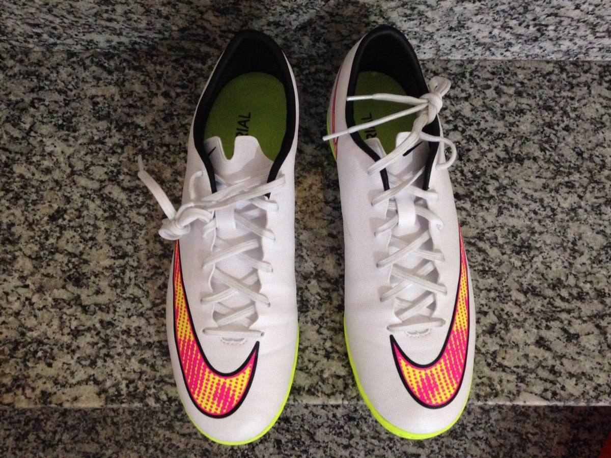 1e2fe8e7e9 Chuteira Nike Mercurial Victory 5 Ic - Futsal - R  140