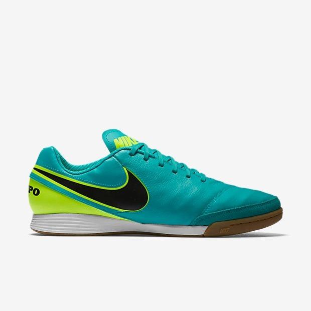 ... chuteira nike futsal tiempox genio ii leather belluno sports shoes for  cheap 60f66 420b8  Carregando zoom. ... a74cbd16cd2ed