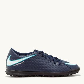 53e9e3b3474 Chuteira Nike Hypervenom.branca E Azul - Chuteiras no Mercado Livre ...