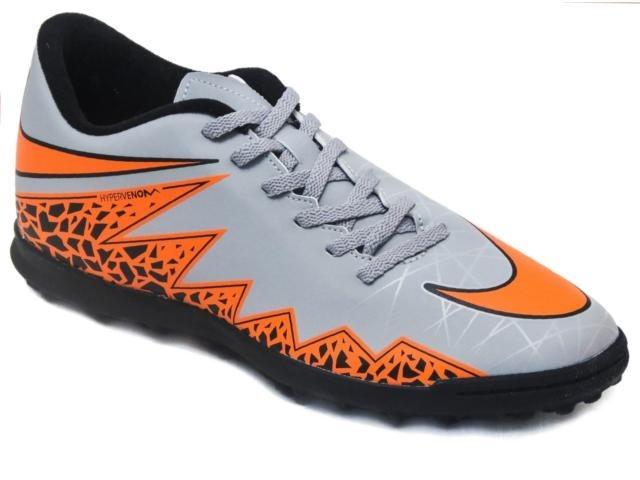 525ccd0b6e Chuteira Nike Hypervenom Phade Ii - Society Cinza - R  209