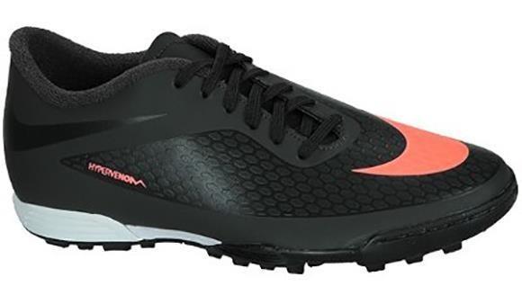 Chuteira Nike Hypervenom Phade Tf Society Preta - 39 - R  219 21ccdbb6f0239