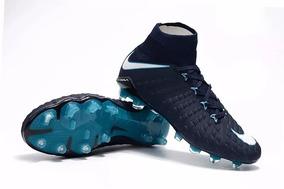 55a8e32f03 Chuteira Nike Hypervenom Tamanho 37 - Chuteiras no Mercado Livre Brasil