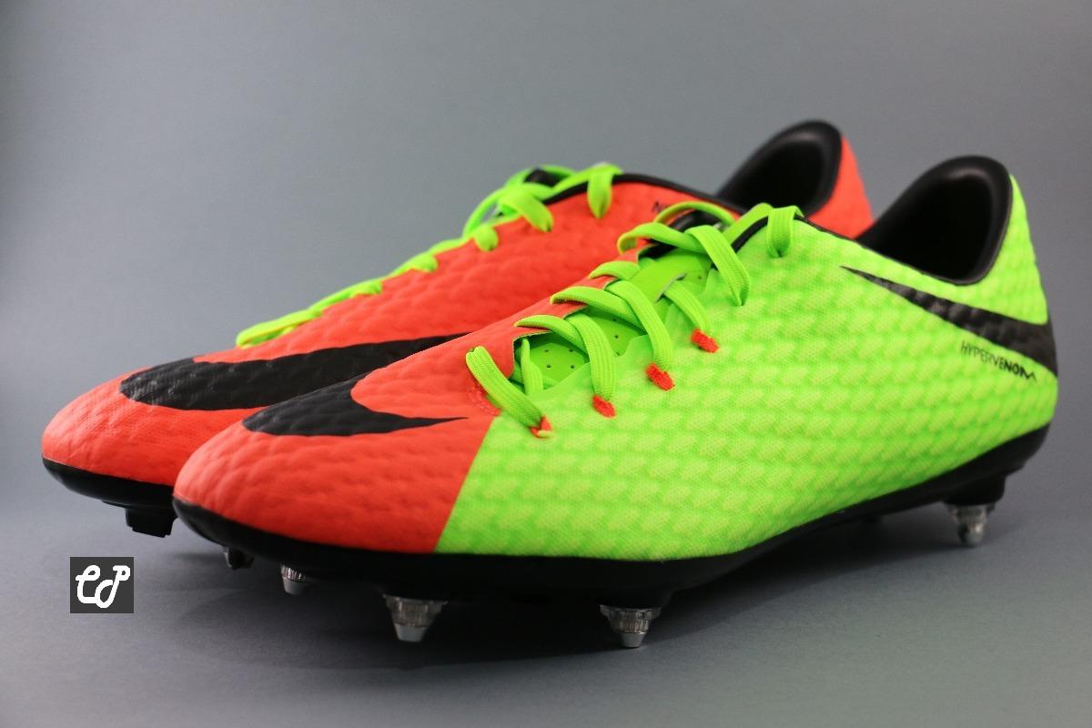 on sale e7910 ca7e4 Chuteira Nike Hypervenom Phelom 3 Sg - 6 Travas