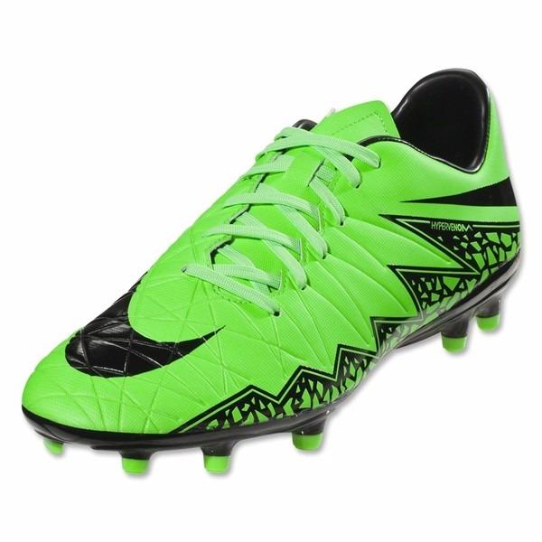 Chuteira Nike Hypervenom Phelon Ii Fg Futebol Original - R  349 fa4572fb16b05
