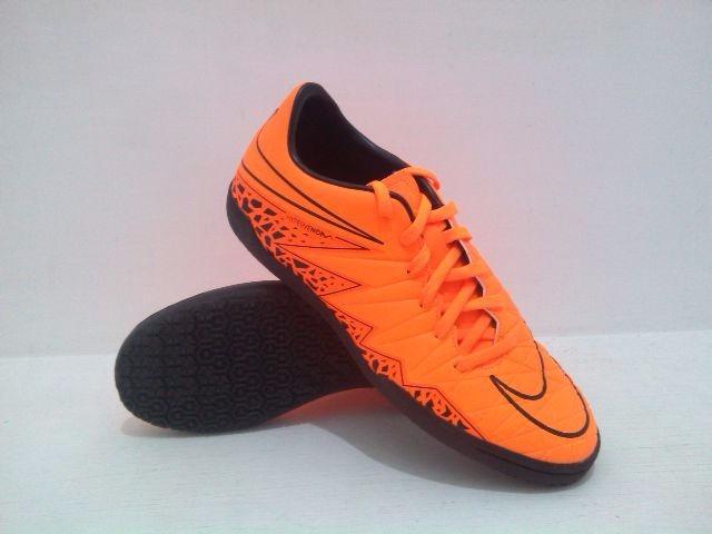 Chuteira Nike Hypervenom Phelon Ii Futsal quadra - R  239 082fbbc71145f