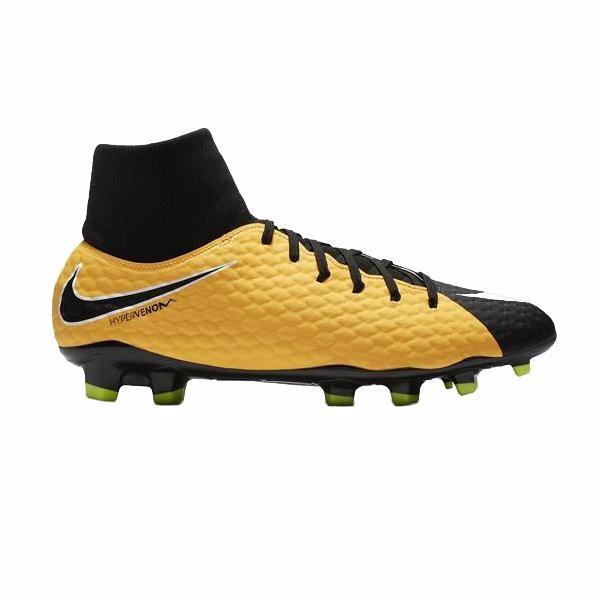Chuteira Nike Hypervenom Phelon Iii Campo Botinha Original - R  499 ... 470f38fb8e545