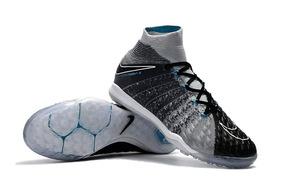 81f2862d6e903 Nike Hypervenomx Proximo - Chuteiras Nike de Grama sintética para Adultos  no Mercado Livre Brasil