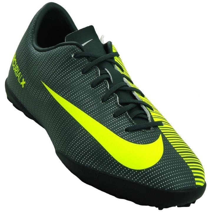 93ea695368 Chuteira Nike Infantil Mercurialx Vapor Xi Cr7 Tf - R  299