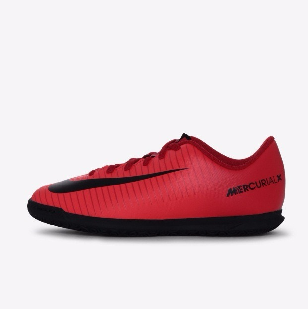 Chuteira Nike Jr Mercurialx Vortex Iii Ic Sangue Quente + Nf - R ... f8a3c9d464391