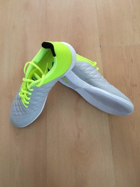 Chuteira Nike Lunar Gato Futsal Profissional Nova Original - R  369 ... 91c59cc3667e2