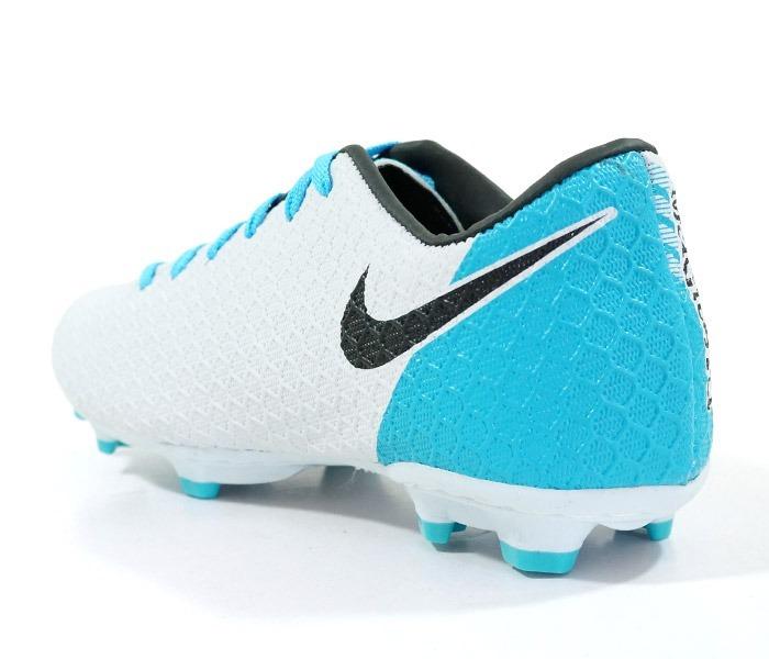 Chuteira Nike Magista Branco E Azul Bebê - R  219 3df424c55a484