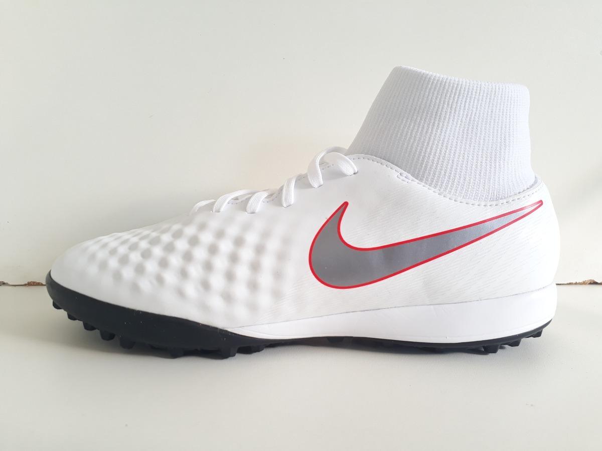 11a13884daffd Chuteira Nike Magista Obra 2 Academy Df Tf - Society - R$ 299,00 em ...