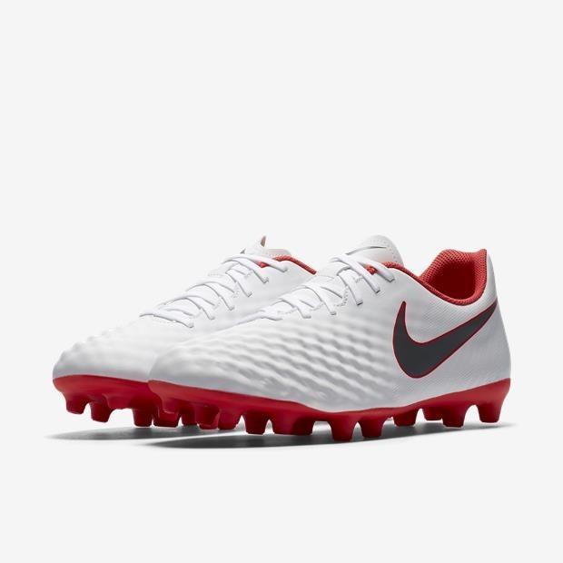 dc97c2264e Chuteira Nike Magista Obra Ii Clube Campo 100% Original - R  379