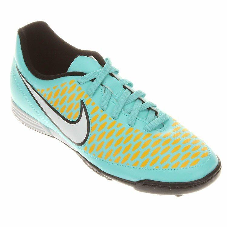 b3b56259433cc Chuteira Nike Magista Ola Tf - R  179