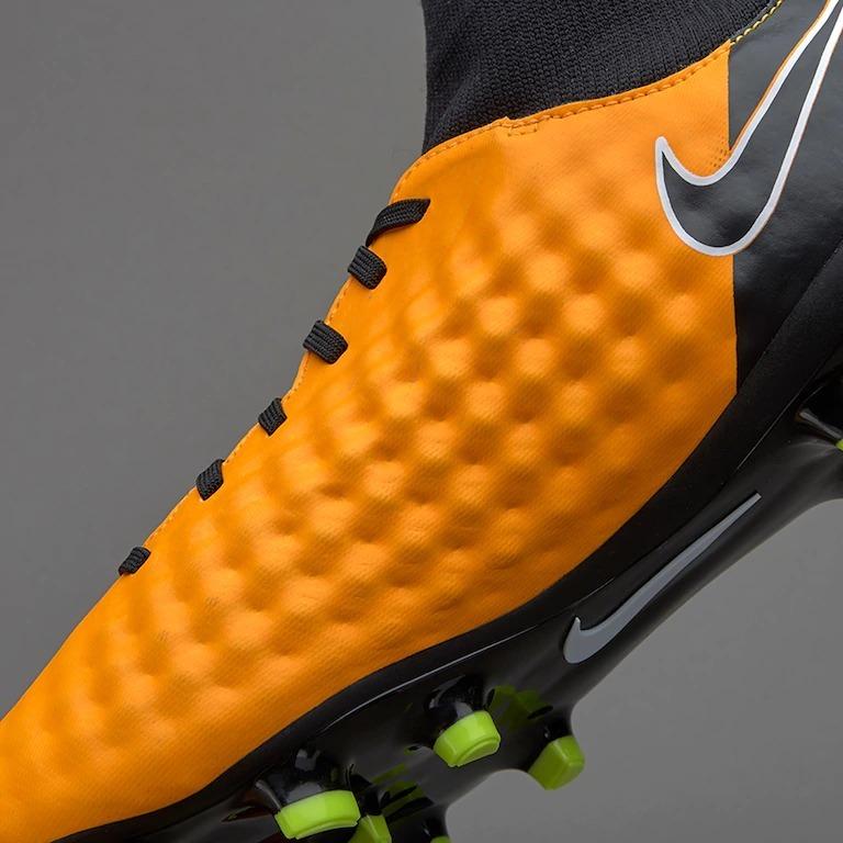4ddaf8de763f8 Chuteira Nike Magista Onda Il Fg - Laser Laranja preto - R  389