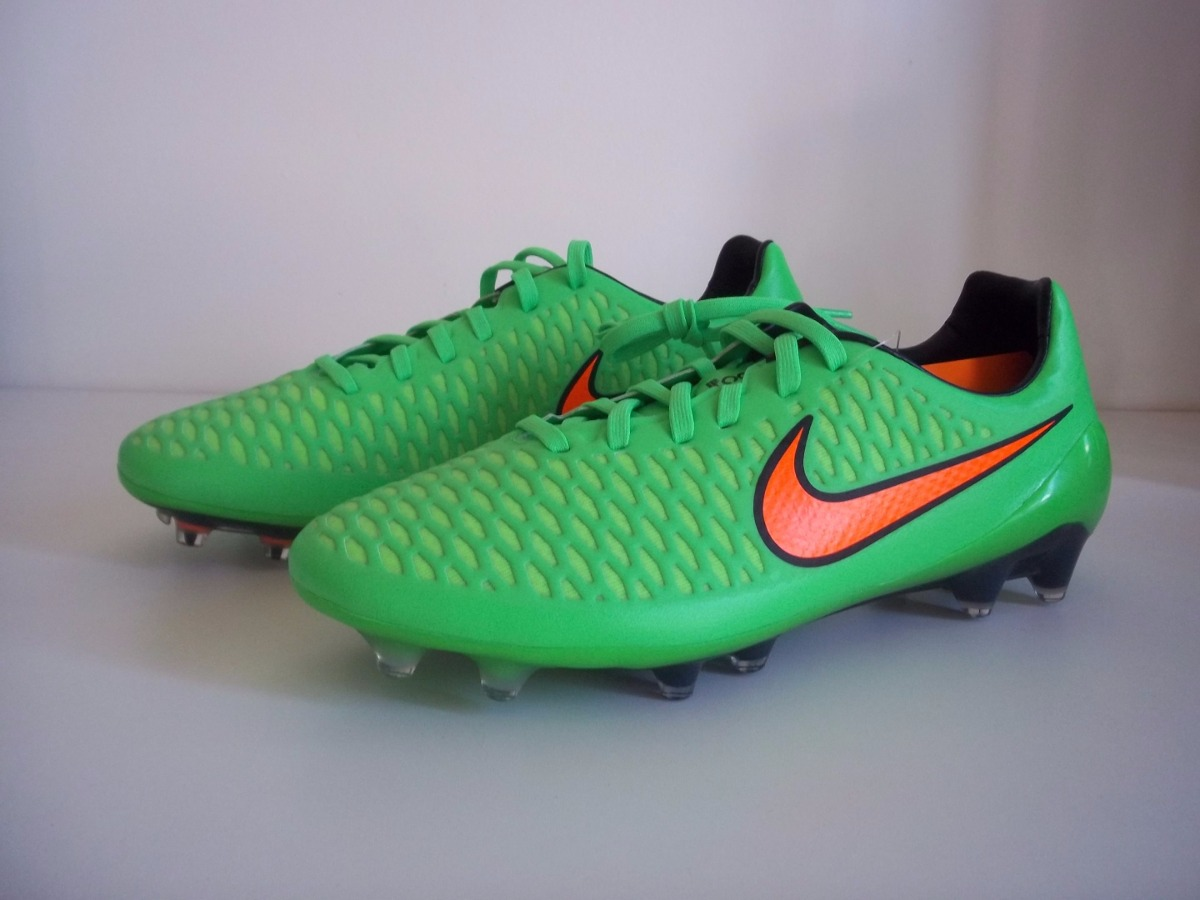 Chuteira Nike Magista Opus Fg Pronta-entrega De   899 ee8b6801efaaf