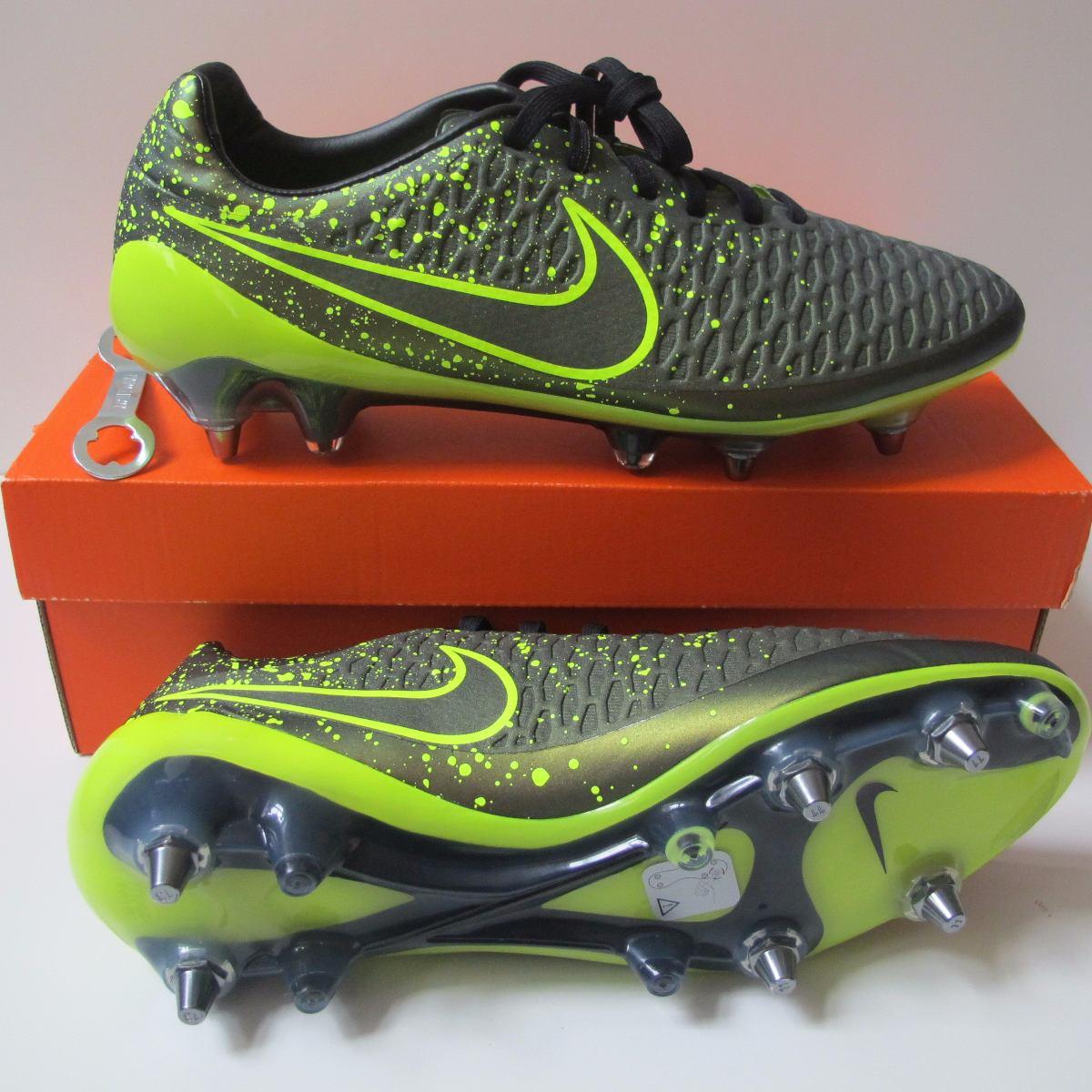 Chuteira Nike Magista Opus Sg Pro 100% Original Europeu - R  449 0a060132fd4f5