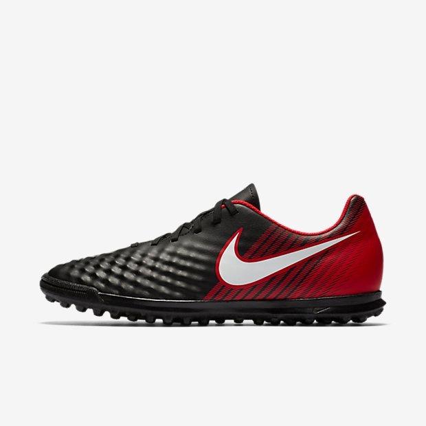 Chuteira Nike Magistax Ola Ii Tf Vermelha Original - Netfut - R  299 ... ec679aed17a83