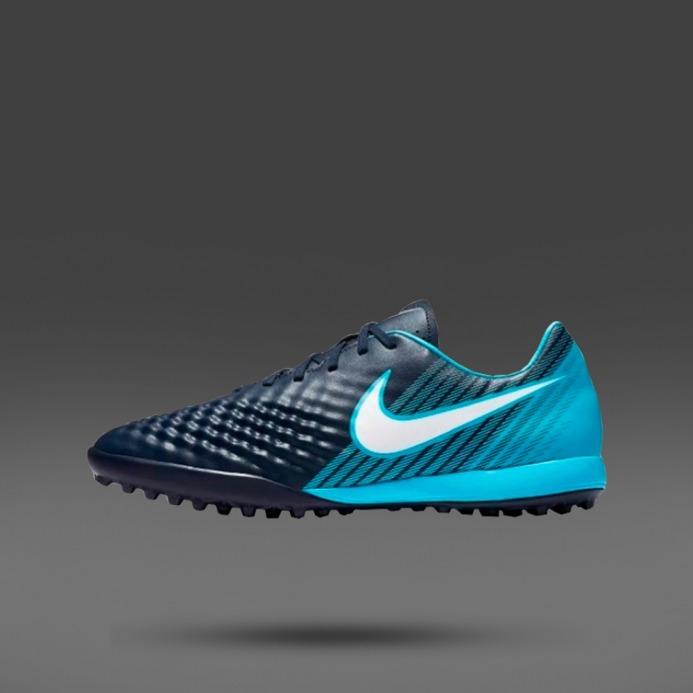 02ef1a69e9f57 Chuteira Nike Magistax Onda Ii Tf 844417-414 Nova E Original - R ...