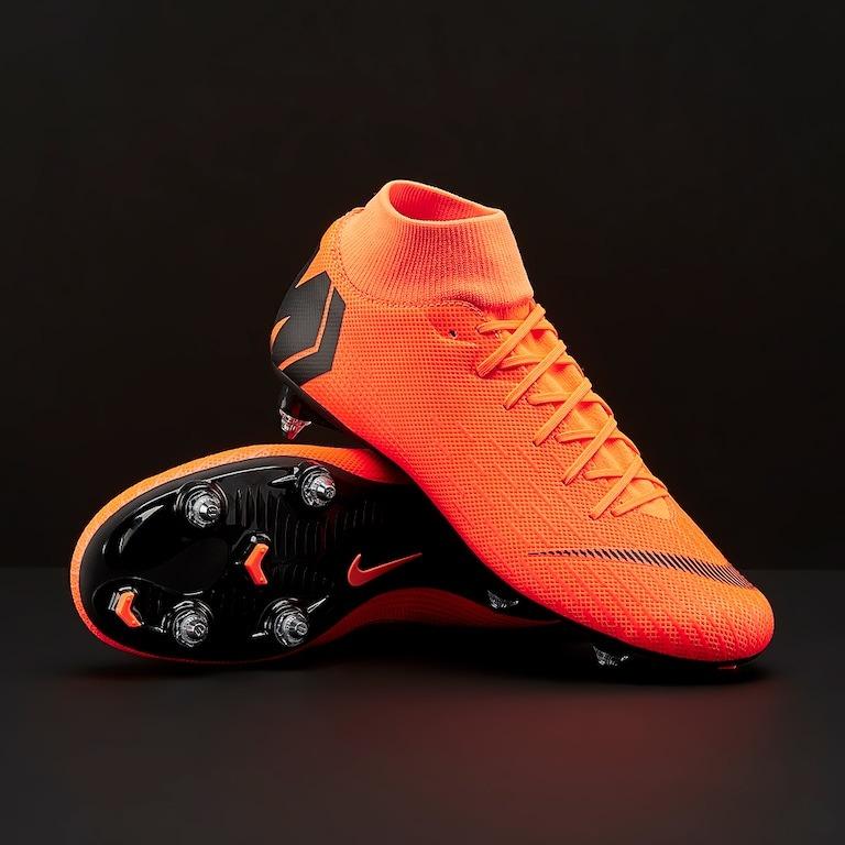 Chuteira Nike Mercurial Botinha Superfly - R  389 7e8e8590aa1ca
