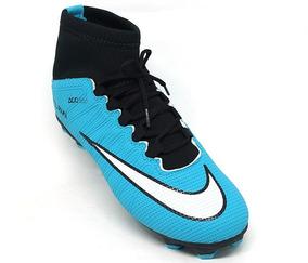 b2ac0b34b2579 Chuteira Nike Cano Alto De Campo Rosa - Esportes e Fitness com Ofertas  Incríveis no Mercado Livre Brasil