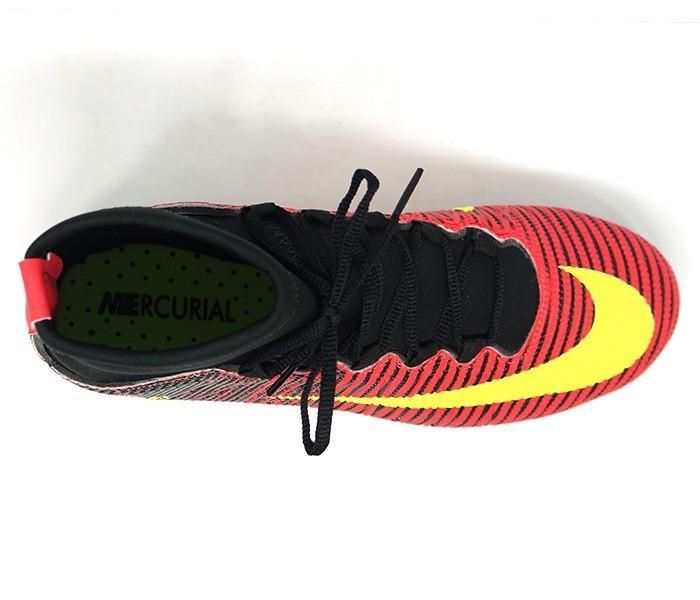 Chuteira Nike Mercurial Cano Alto Campo Nº 38 A 43 04 Opções - R ... c0eb787c409a3