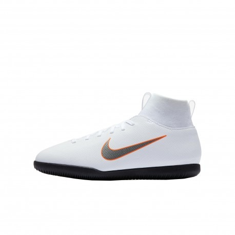 15e736c6c Chuteira Nike Mercurial Jr Superfly 6 Club Ic Ah7346-107 - R  279