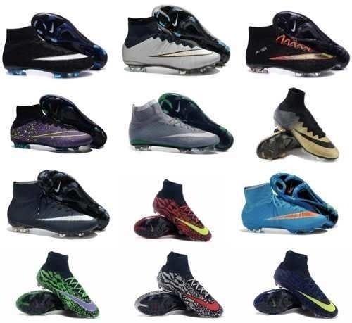 e530ad276df Chuteira Nike Mercurial - Magista - Hypervenom - R  379