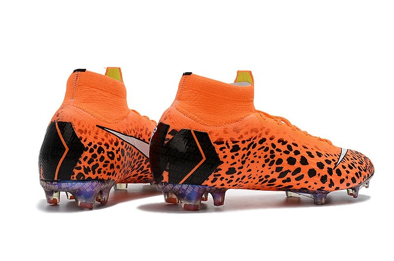 Chuteira Nike Mercurial Superfly 360 Elite Leopardo + Bolsa - R  479 ... 29056de61a4f1