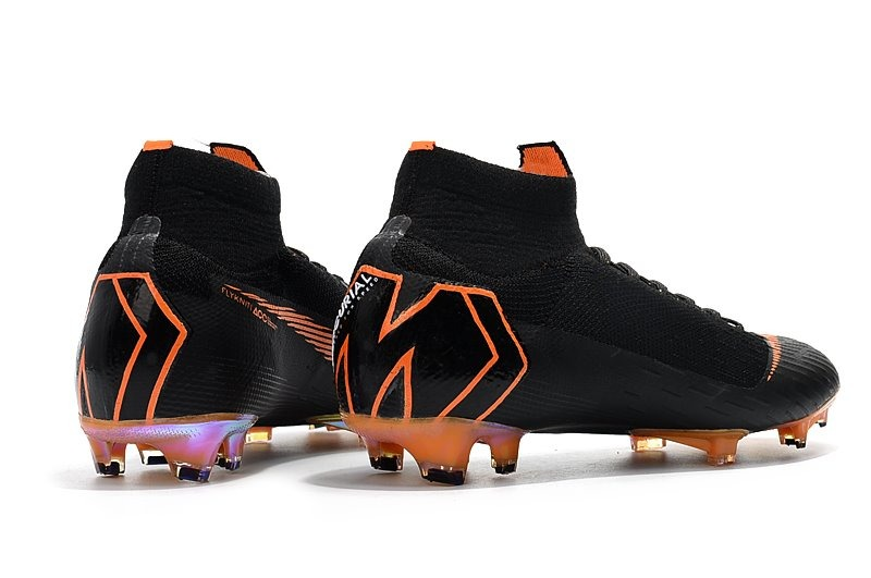 c5e233d6c716d chuteira nike mercurial superfly 6 elite 360 black campo. Carregando zoom.