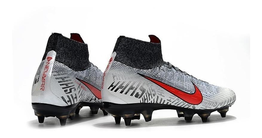 online store ce86d ac3a7 Chuteira Nike Mercurial Superfly 6 Neymar Elite Trava Mista