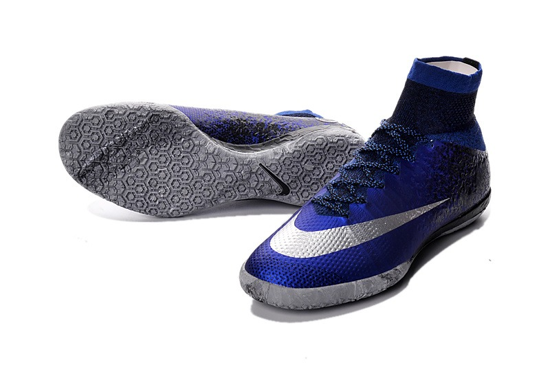 buy popular 23634 3d54f ... azul 2fde4 cba43  promo code chuteira nike mercurial superfly cr7 ic  futsal. carregando zoom. 081ab 7baf1