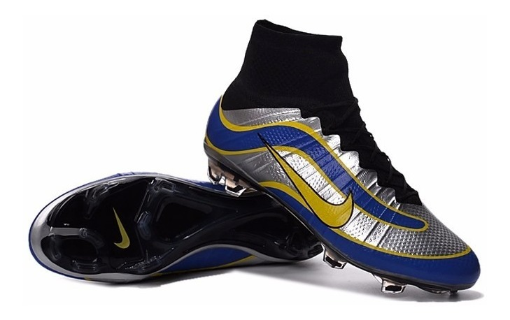 official photos 109c6 7e696 Chuteira Nike Mercurial Superfly Heritage Id R9