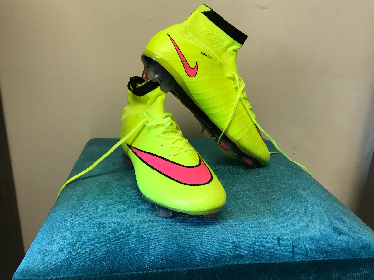 more photos b636a 03be7 reduced nike mercurial superfly 4 verde 40fb0 f9663