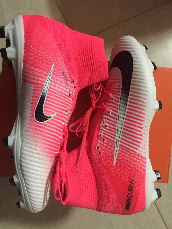 chuteira nike mercurial superfly neymar cr7 original pront e. Carregando  zoom. 67f55eec12107