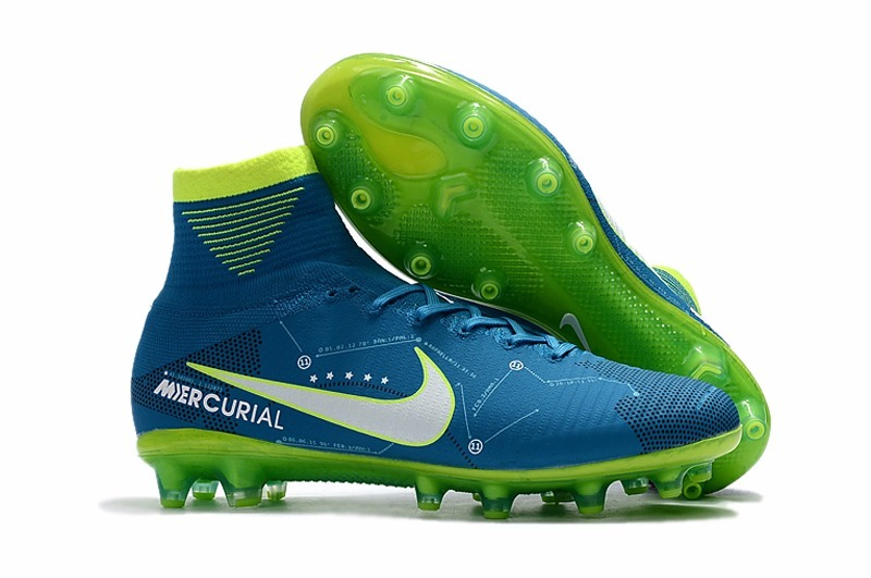 cheap for discount ba2fc 2a009 Chuteira Nike Mercurial Superfly Neymar Jr Ag - Lançamento