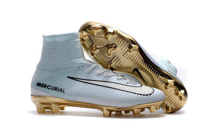 Chuteira Nike Mercurial Superfly V Cr7 Vitorias Fg - Campo - R  349 ... 8303a8f3ac8a4
