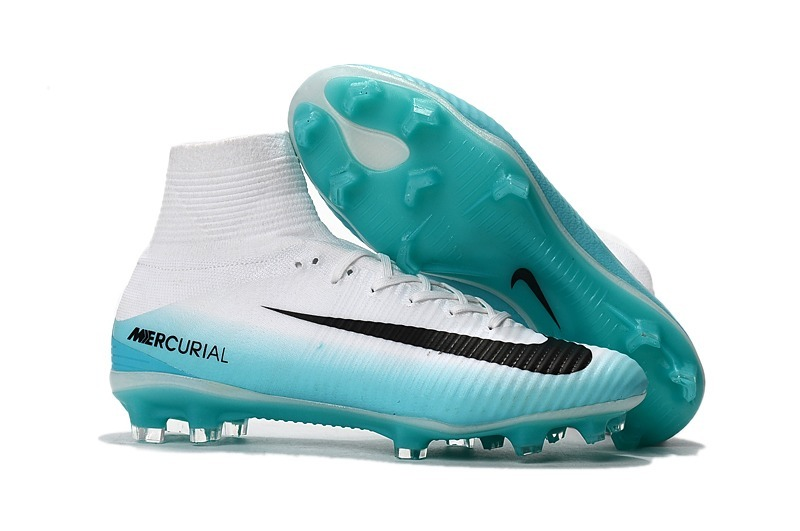 Chuteira Nike Mercurial Superfly V Fg Botinha - Campo  mb - R  349 ... 856f6a80bf128