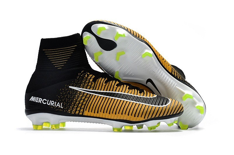 Chuteira Nike Mercurial Superfly V Fg Botinha - Campo  mk - R  349 ... bd03c2a05f73f