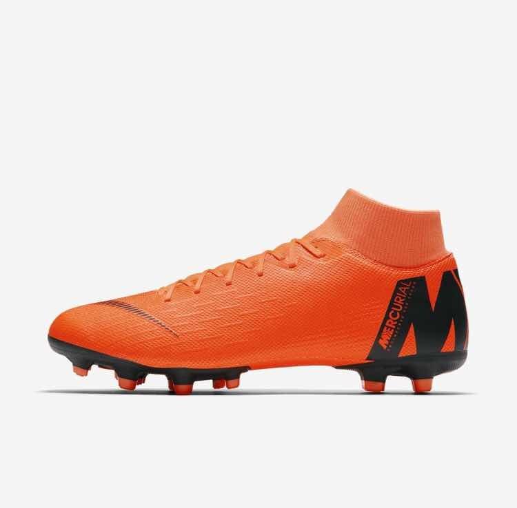 Chuteira Nike Mercurial Superfly Vi Academy Campo Original - R  300 ... 56f17549590f9