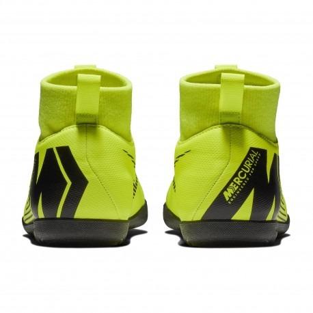 Chuteira Nike Mercurial Superfly Vi Club Infantil Ah7346-701 - R ... a966ef847615e