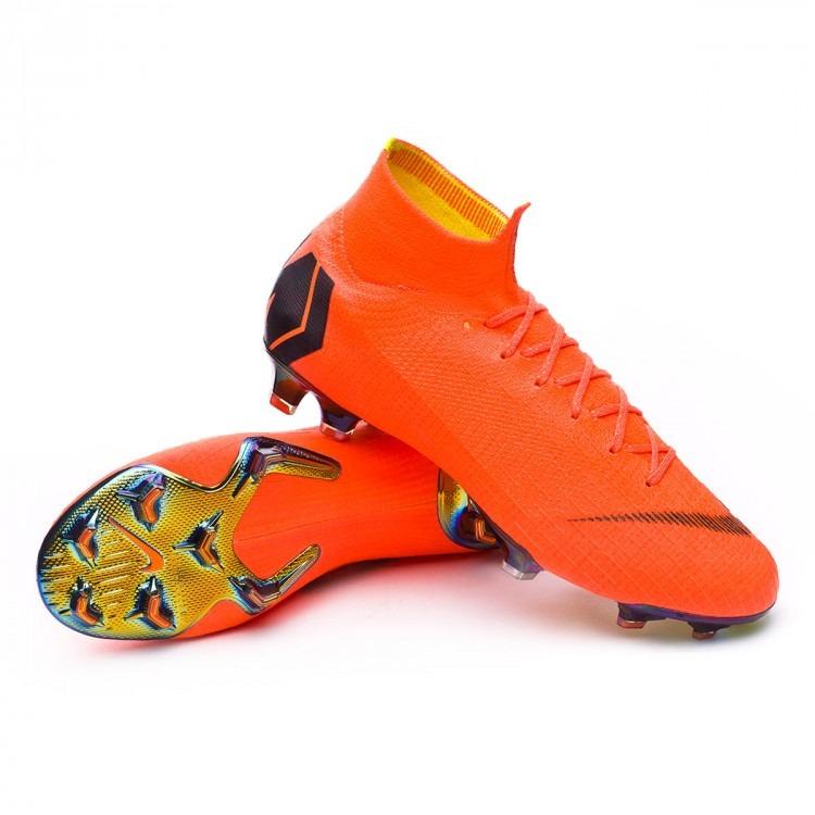 Chuteira Nike Mercurial Superfly Vi Elite 360 - R  499 6c7dba358c925