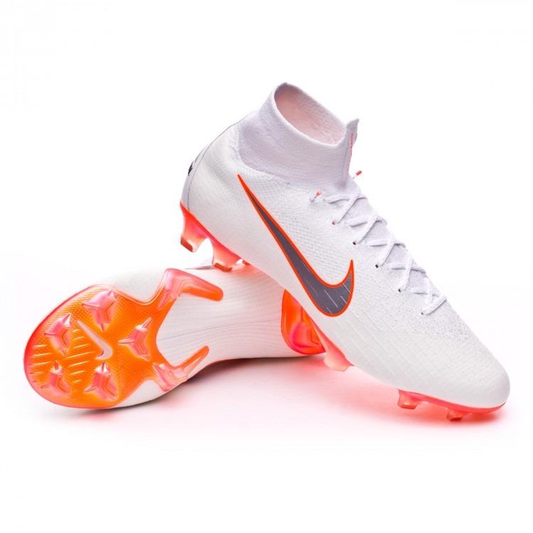 Chuteira Nike Mercurial Superfly Vi Elite Fg Tamanho 36 - R  499 e60804de8b28b